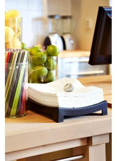 Kitchen Love 23X23  Lüx Pecetelik Siyah Renkli